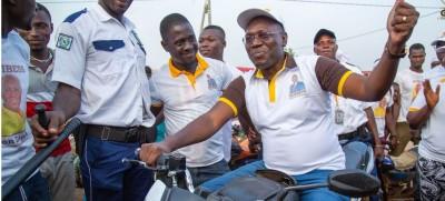 Côte d'Ivoire : Législatives 2021 à Niakara, l'opposition apporte son soutien au cand...