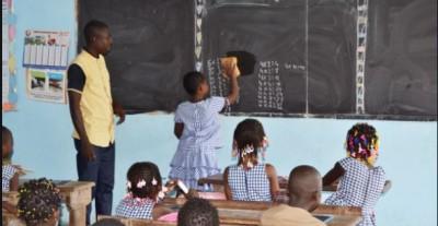Côte d'Ivoire : Un concours de recrutement des instituteurs adjoint (IA) ouvert pour...
