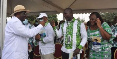Côte d'Ivoire : Législatives 2021, Guikahué révèle que Gbagbo soutient sa candidature...