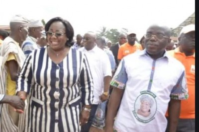 Côte d'Ivoire : Législatives 2021, à Toulepleu, le secrétaire général de la Cei soupç...