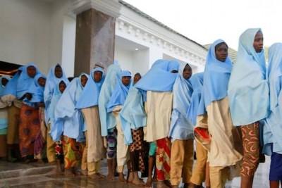 Nigeria : Libération de 279 lycéennes capturées dans leur pensionnat dans l'Etat de Zamfara