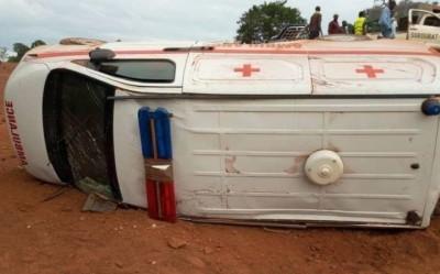 Burkina Faso : Cinq personnes tuées par l'explosion d'une mine au passage d'une ambulance
