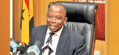 Ghana : Nationalité et âge de l'Auditeur général contestés