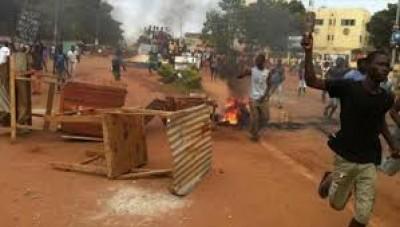 Centrafrique : Tirs au quartier PK5 de Bangui,  déjà un mort et six blessés