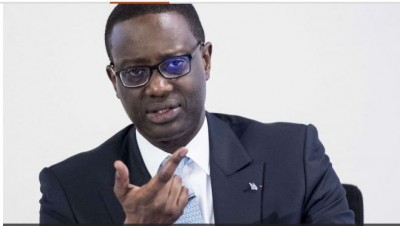 Côte d'Ivoire : Tidjane Thiam pas concerné par la  politique de son pays veut se conc...