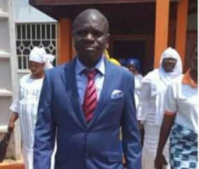 Côte d'Ivoire : Législatives 2021 à Dabou, Touré Adama candidat contre son parti pour...