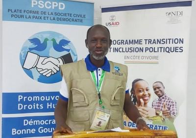 Côte d'Ivoire : Après la campagne électorale, la PSCPD se prononce et appelle à des élections législatives apaisées