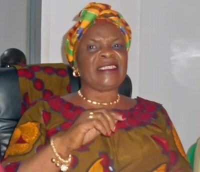Côte d'Ivoire : Décès à Abidjan d'Irié Lou Colette, présidente de la Fenacovici à 65...