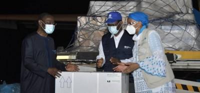 Togo : Vaccin Covid-19, 156 000 doses reçus, vaccination programmée