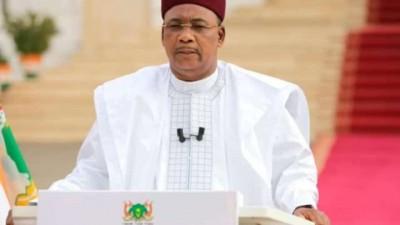 Niger : Avant son départ, Mahamadou Issoufou récompensé du prix « Mo Ibrahim 2020 »