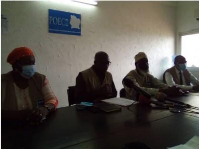 Côte d'Ivoire : Législatives 2021, les OSC relèvent  44 incidents mineurs qui ne peuv...
