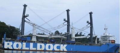 Côte d'Ivoire :   Port de San-Pedro, le concessionnaire équipe le Terminal à conteneu...