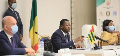Mali :  Transition, CENI dissoute, conclusions de la 2e réunion du GST-Mali au Togo