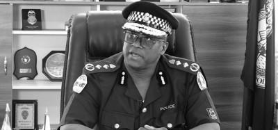 Gambie :  Décès du chef de la police Mamour Jobe