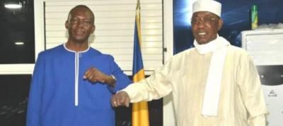 Tchad : Idriss Déby reçoit  Succès Masra à son palais à la surprise générale