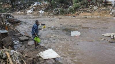 RDC : 4 morts dans des inondations à Kinshasa