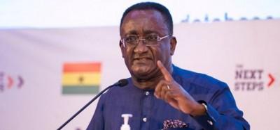Ghana :  Le ministre Afriyie Akoto dément l'ambition présidentielle pour 2024