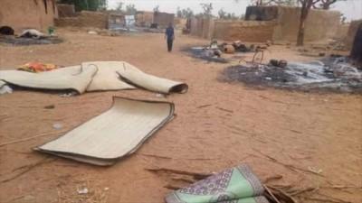 Niger : Nouveau bilan d'au moins 137 morts, deuil national de trois jours
