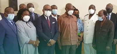 Togo-Ghana : Sixième séance sur la délimitation négociée des frontières maritimes