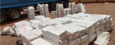 Burkina Faso : Trois tonnes de cannabis saisies à Ouessa, piste d'une provenance ivoirienne
