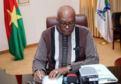 Burkina Faso : 22e sommet de l'UEMOA, le président Kaboré désigné président en exercice