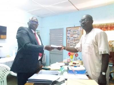 Côte d'Ivoire : Diabo, afin d'« offrir  un enseignement de qualité aux élèves », le salaire des vacataires payé par l'honorable Assahoré, DG du trésor