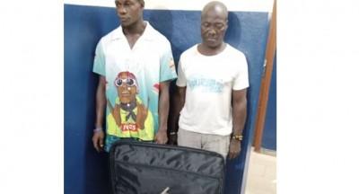 Côte d'Ivoire : Abobo, 02 libériens se font passer pour des fils d'Ambassadeurs et escroquent la somme de 1.845.000 FCFA à leur victime
