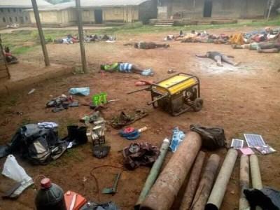 Cameroun : Crise anglophone, une dizaine de combattants séparatistes tués dans le sud-ouest