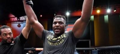 Cameroun : MMA - UFC 260, Francis Ngannou nouveau champion poids lourds après sa victoire par K.-O sur Stipe Miocic