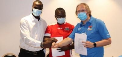 Gambie : Bonus de 5 ans de contrat pour l'entraineur Tom Saintfiet