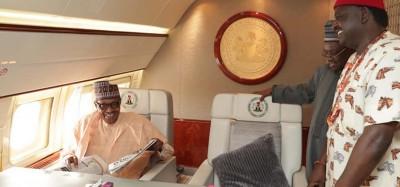 Nigeria :  Buhari en examen médical au Royaume-Uni