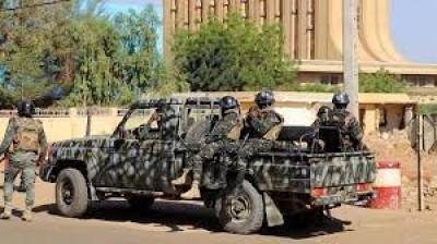 Niger : Tirs à l'arme lourde entendus cette nuit aux alentours de la présidence à Niamey