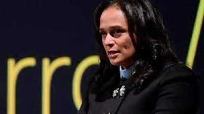 Angola : Isabel Dos Santos contre-attaque et porte plainte contre le Président João L...