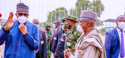 Niger :  Mise en garde du Nigeria aux comploteurs du coup d'Etat manqué