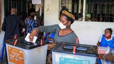 Liberia :  Référendum, les libériens votent NON, pas d'amendement constitutionnel