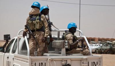 Mali : Quatre casques bleus tués dans une attaque terroriste à Aguelhok