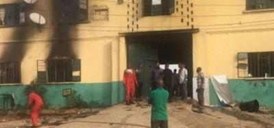 Nigeria : Prison d'Owerri attaquée, fuite de 1 844 détenus, 35 autres restés