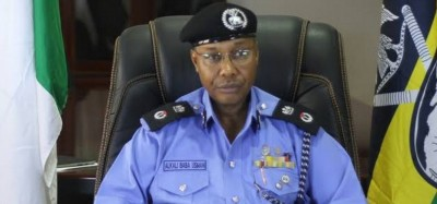 Nigeria :  Le chef de la police limogé, un intérimaire nommé