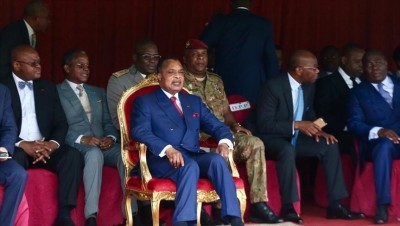 Congo : La cour constitutionnelle valide la réélection de Denis Sassou Nguesso avec u...
