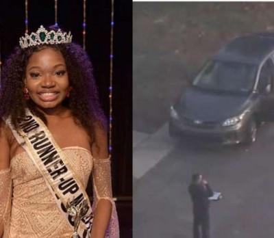 Nigeria : Une ancienne reine de beauté assassinée dans sa voiture aux USA