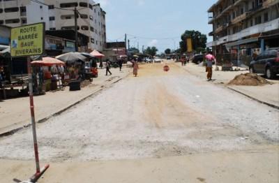 Côte d'Ivoire : Finies les Législatives, le Maire de Yopougon reprend son bâton de pèlerin pour  des travaux de réhabilitation routière
