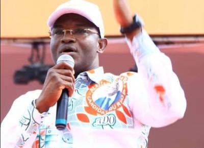 Côte d'Ivoire :    Libération de Blé Goudé et Gbagbo, l'UJRHDP prend acte de la décis...