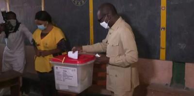 Bénin : Présidentielle, les Béninois aux urnes ; Patrice Talon face à deux adversaire...