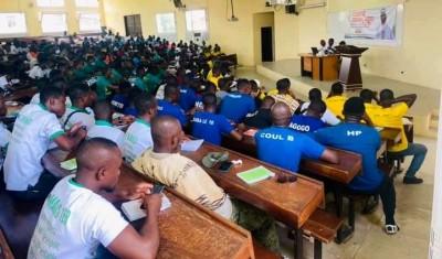 Côte d'Ivoire : Bouaké, à l'AG du CEECI, TK prône la paix et la non violence dans le...