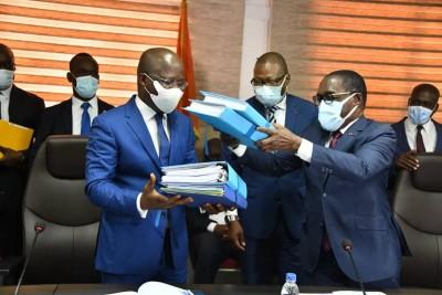 Côte d'Ivoire :    Ministère de la Santé, Dimba Pierre a pris officiellement fonction...