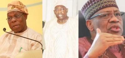 Nigeria :  Annulation de la présidentielle du 12 juin 1993, une raison selon Obasanjo