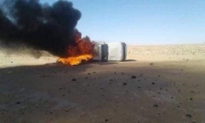 Tchad : Zouarké, l'armée de l'air bombarde des rebelles en provenance de Libye