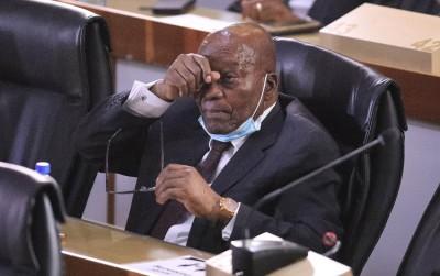 Afrique du Sud : L'ex-Président Zuma sommé de fixer sa propre peine de prison