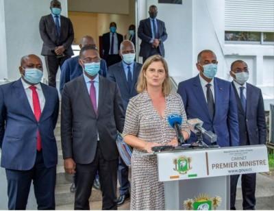 Côte d'Ivoire : Ouattara peut compter sur la Banque Mondiale dans la réalisation de s...