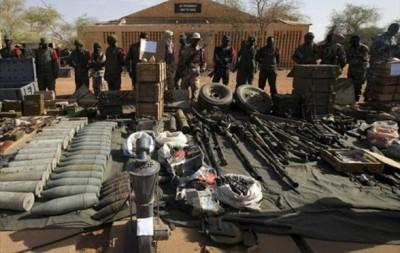 Niger : Grosse saisie d'armes et de missiles en provenance de la Libye à Ingal